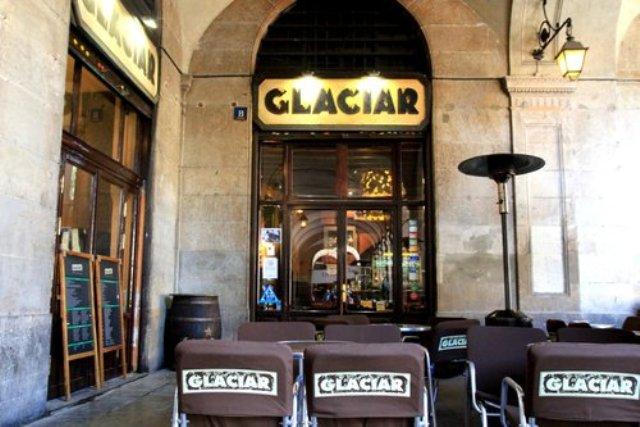 Bar Glaciar