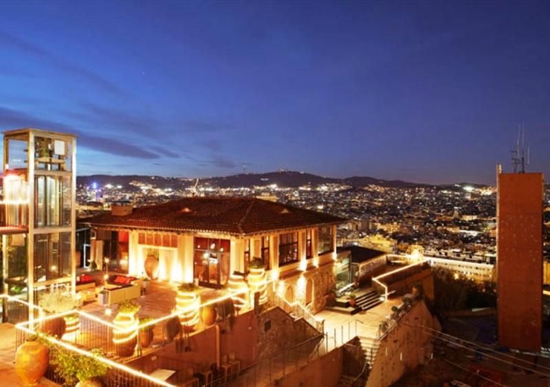 Las Terrazas Más Románticas De Barcelona 2020 Terrazeo