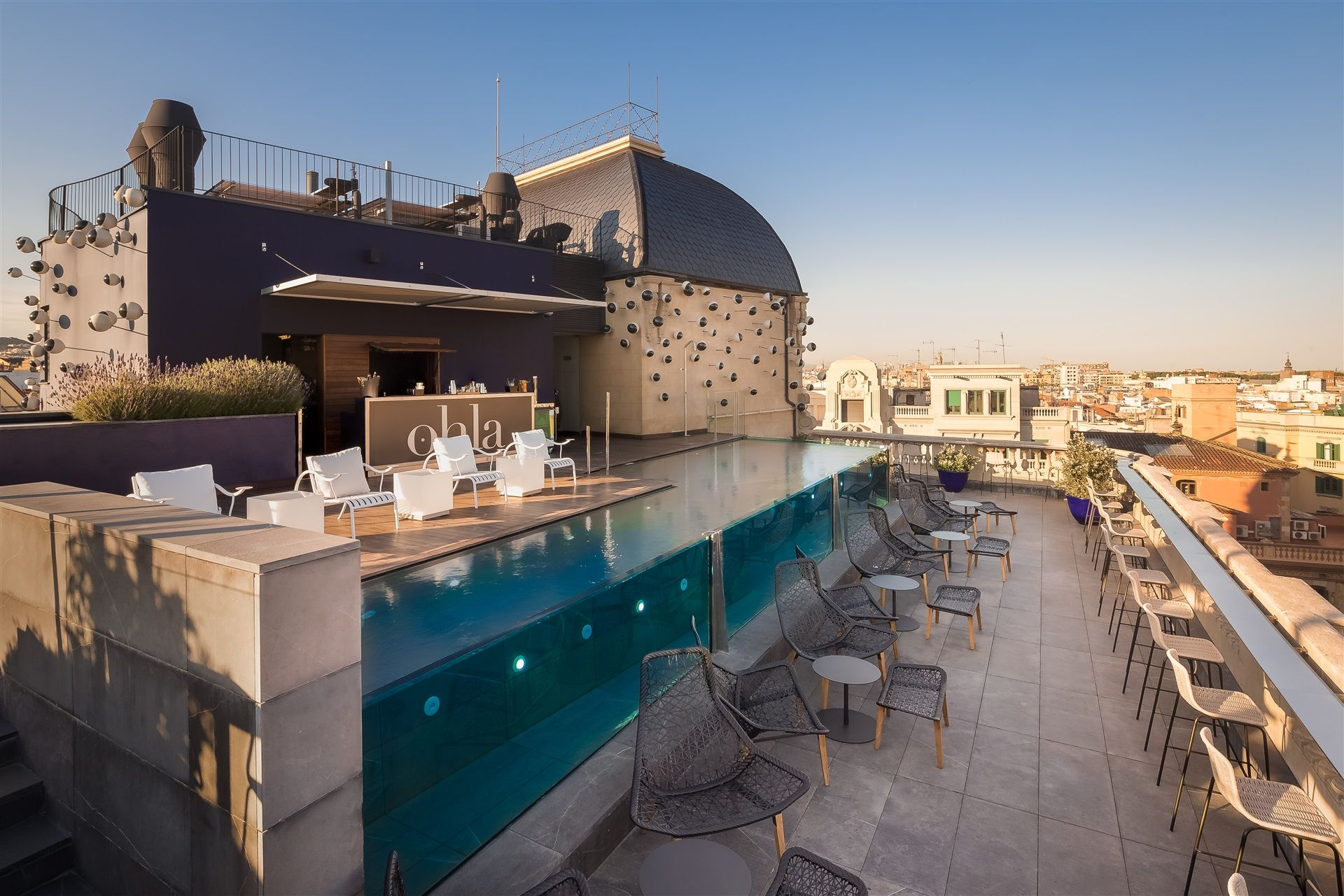Las Mejores Terrazas De Hotel En Barcelona 2020 Terrazeo